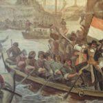Tocht naar Chattam 1667