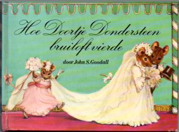 Hoe Doortje Dondersteen bruiloft vierde