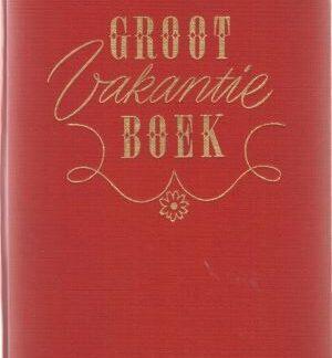 Groot vakantieboek Margriet 1957 ROOD 5 (gereserveerd)