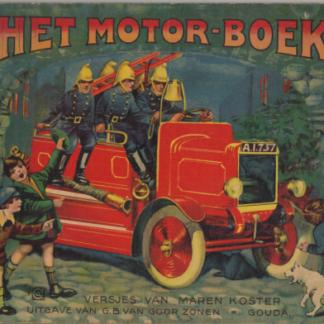 Het Motor-boek