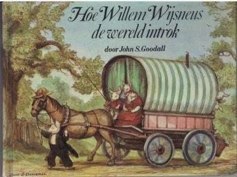 Hoe Willem Wijsneus de wereld introk (verkocht)