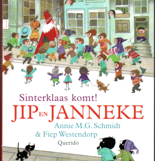 Jip en Janneke: Sinterklaas komt!
