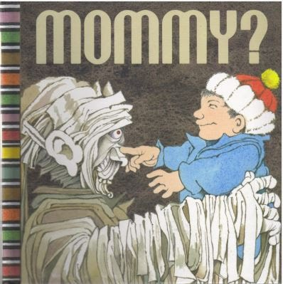 Mommy? (verkocht)