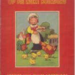O, wat zijn de kinders blij op die leuke boerderij