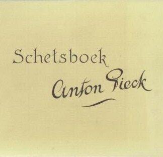 Schetsboek Anton Pieck