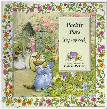 Poekie Poes (verkocht)