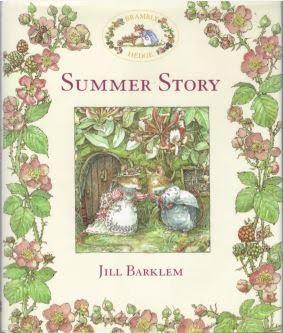 Brambly Hedge   Summer Story (verkocht)