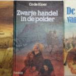 Derk trilogie: ontsnapt uit de polder & Zwarte handel in de polder & De bevrijding van de polder