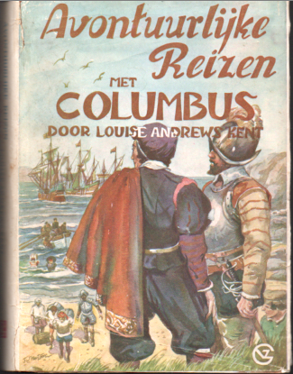 Avontuurlijke Reizen Christoffel Columbus