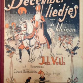 December-liedjes voor de kleinen