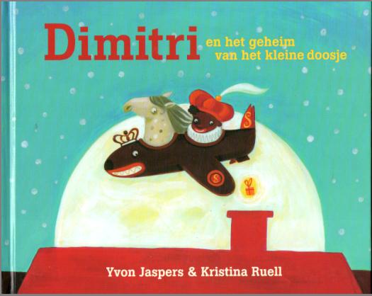 Dimitri en het geheim van het kleine doosje