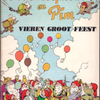 Prins Wipneus en Pim vieren groot feest
