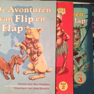De Avonturen van Flip en Flap (1 t/m 4)