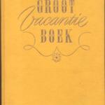 Groot vacantieboek Margriet 1955GEEL 3