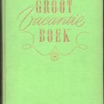 Groot vacantieboek Margriet 1954GROEN 2