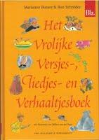 Het Vrolijke Versjes-, Liedjes- en Verhaaltjesboek