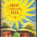 Groot vakantieboek Margriet 1960 2 dames onder de zon 8 (verkocht)