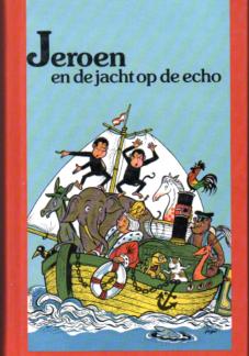 Jeroen en de jacht op de echo