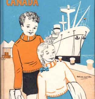 Joke en Hans naar Canada