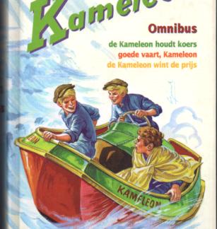 Kameleon omnibus 1 : de Kameleon houdt koers & goede vaart, Kameleon & de Kameleon wint de prijs