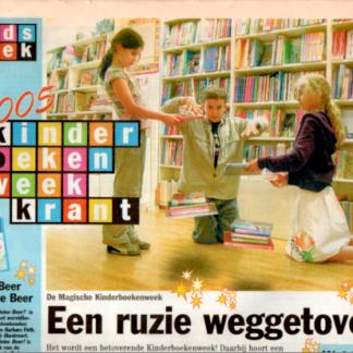 Kinderboekenweek krant 2005