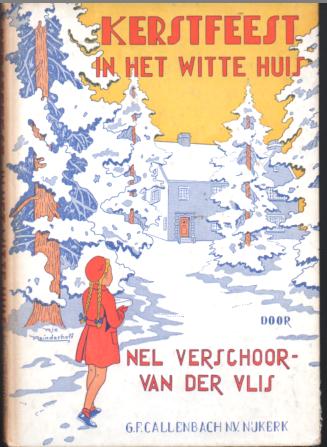 Kerstfeest in het witte huis