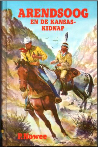 Arendsoog en de Kansas-kidnap