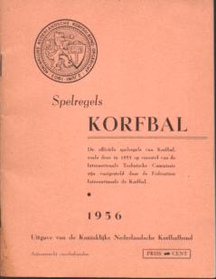 Spelregels Korfbal