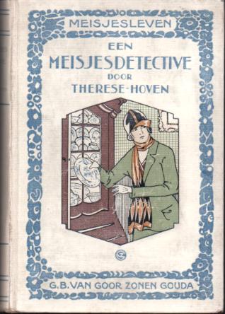 Een meisjesdetective (verkocht)