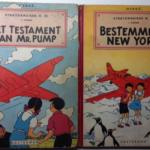 Stratokruiser H.22 Episode 1 & 2 : Het testament van Mr. Pump & Bestemming New York