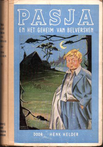 Pasja en het geheim van Belversven