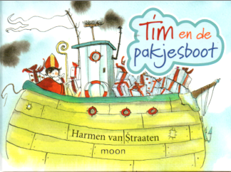 Tim en de pakjesboot