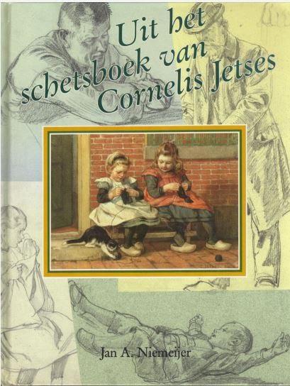 Uit het schetsboek van Cornelis Jetses