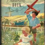 Groot vakantieboek Margriet 1959 Spelende kinderen 7