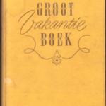 Groot vakantieboek Margriet 1958 GEEL 6 (gereserveerd)