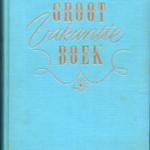 Groot vakantieboek Margriet 1956 BLAUW 4 (gereserveerd)