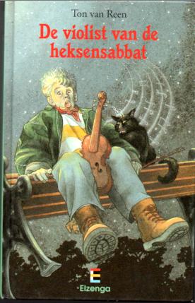 De violist van de heksensabbat (herziene uitgave van De toverring)