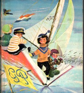 Margriet Winterboek 1961