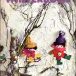 Margriet Winterboek 1972