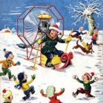 Margriet Winterboek 1952