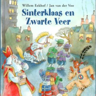 Sinterklaas en zwarte veer Avontuur voor peuter en kleuter